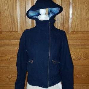Mossimo wool pea coat Like new